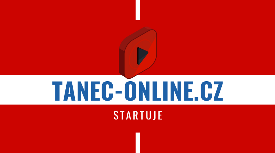 Tanec-Online.cz startuje